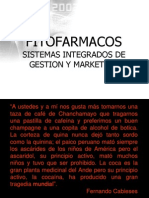 Fitofarmacos Sistemas Integrados Gestion y Marketing