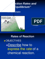 c Reaction Rates and Equilibrium Lect 2