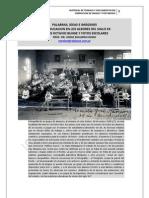173. EDUCACION Y ESCUELA EN FOTOS Y PALABRAS DE INICIO DEL SIGLO XX (CARLOS O. BUNGE)