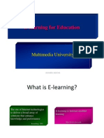 E Learning By Shamim Akhtar