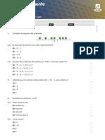 Teste Diagnostico 7ano-Areal
