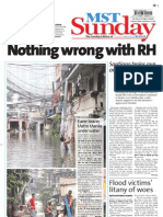 Manila Standard Today -- Sunday (September 16, 2012) issue