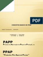 Treinamento PPAP Basico