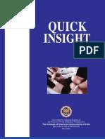 ICAI - Quick Insight