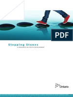 Stepping Stones - A resource on youth development
