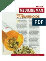 Combating Cannabinoids - Sci Q - 2008