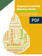 USDA Regional Food Hub Resource Guide