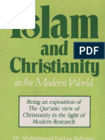 Islam and Christianity in the Modern World