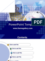 Font Powerpoint Dep