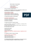 272 Questões Selecionadas de Direito Cosntitucional - 24.09.2010