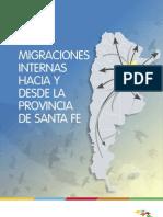 Migraciones Internas Provincia de Santa Fe