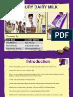 Cadbury Dairy Milk_Marketing Assignment