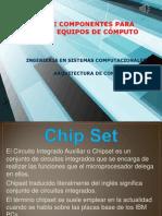 Unidad 3 Selección de componentes para equipos de computo