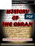 History of the Quran BY
