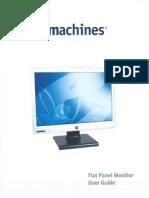 Emachines Monitor E19T5W