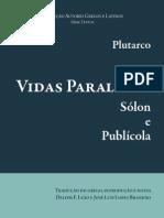 plutarco 2012_vidas paralelas, sólon e publícola