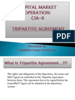 Tripartite Agreement