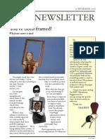 BFBV Newsletter 01
