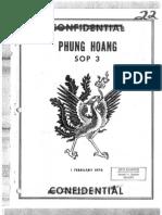 Phoenix SOP 3 Feb 70 Part 1