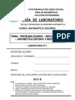 Lab. No12012b Sabado