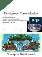 Development Communication