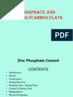 Zinc Phosphate Polycarboxylate