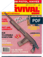 American Survival Guide Magazine February 1992 Volume 14 Number 2
