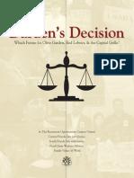 Darden's Decision