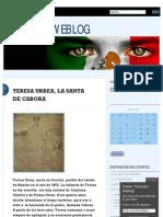 TERESA URREA, LA SANTA DE CABORA « Yoreme's Weblog