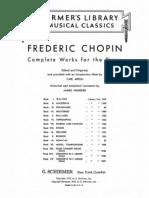 Chopin Etudes Schirmer Mikuli Op 10
