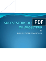Sucess Story of Gangs of Wasseypur