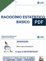 Raciocínio Estatístico - Básico