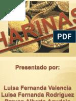 PROCESOS HARINAS