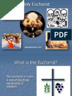 Eucharist Faq