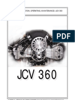 JCV 360 Engine Manual v115