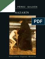 Galdos - Nazarin