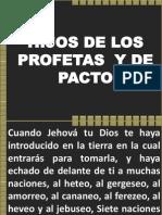 Hijos de Profetas y de Pactos