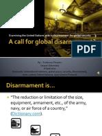 UN Disarmament