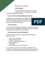 DEFINICIÓN Y COMPRENSIÓN DE LA MÁQUINA