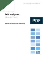 WEG Srw01 Manual Da Comunicacao Profibus Dp 10000089150 3.0x Manual Portugues Br