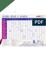 Calendario Vacunacion Web 2012