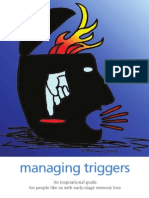 Managing triggers
