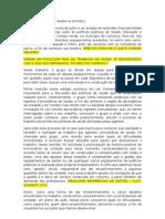 Relatório de estágio - Redes