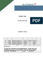 Plano de Emergencia Rio Das Ostras