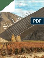 Viñedos Sin Limites, Nuevas Zonas Viticolas de Chile - La CAV Junio 2012