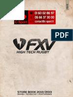 Force XV 2012-2013