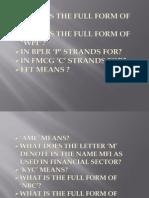 business quiz