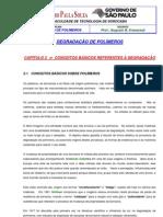 CONCEITOS BÁSICOS REFERENTES A DEGRADAÇÃO DE POLÍMEROS