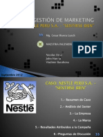 Mkt Caso Nestle