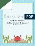 C Lesson 3 Cover